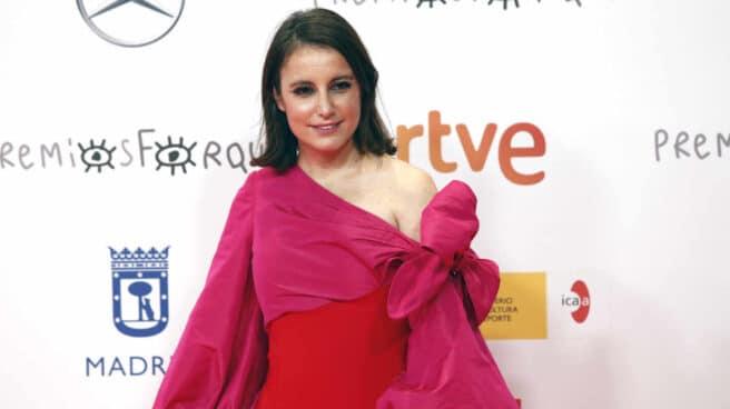 Andrea Levy posa durante la alfombra roja de la 26 edición de los Premios Forqué
