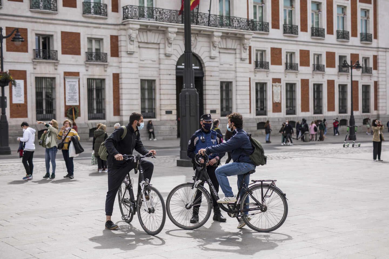 Controles de movilidad y de seguridad vial en Madrid por Semana Santa