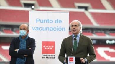 Madrid pide a Sanidad que los menores de 60 años puedan vacunarse voluntariamente con AstraZeneca