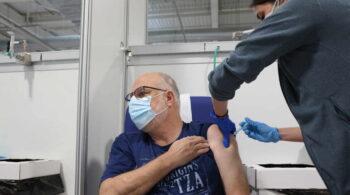 El Zendal comenzará este lunes a vacunar las 24 horas con autocita