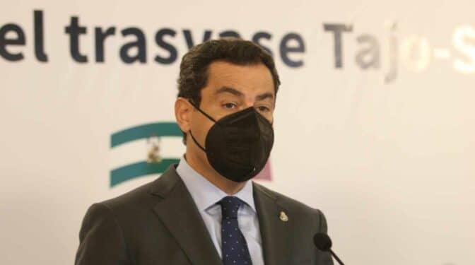 """Moreno anuncia """"la vuelta a la normalidad"""", """"sin restricciones"""", de la mitad de Andalucía desde el viernes"""