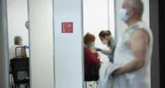 Comienza la vacunación masiva contra el Covid-19 en la Comunidad Valenciana