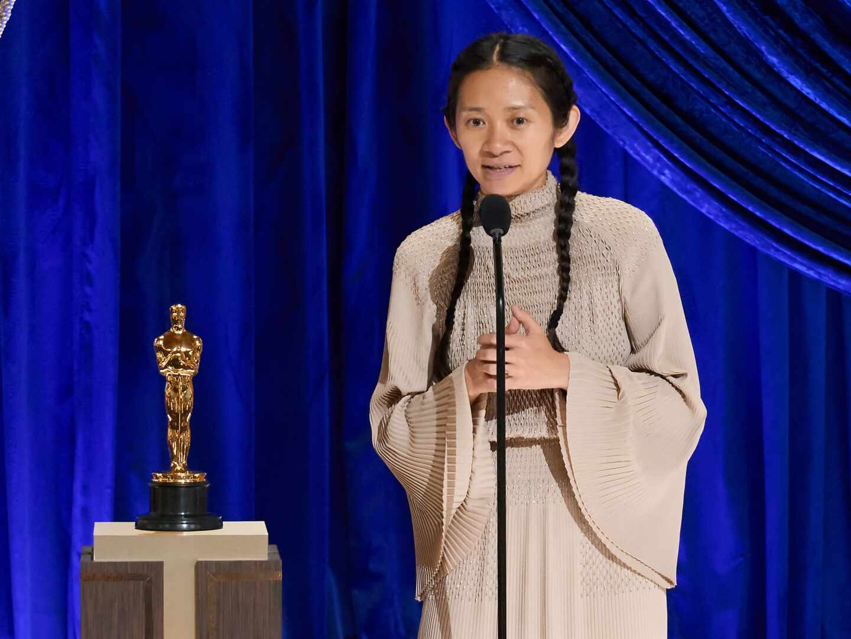 'Nomadland' se convierte en la gran triunfadora de los Oscars 2021. Así ha sido la gran noche del cine