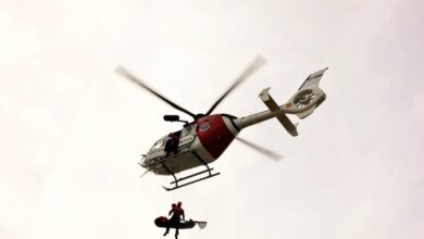 Euskadi pagará hasta 15,8 millones por alquilar cinco años un helicóptero de rescate