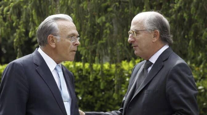 Fainé y Brufau, a un paso de la imputación tras la declaración del exjefe de Seguridad de La Caixa