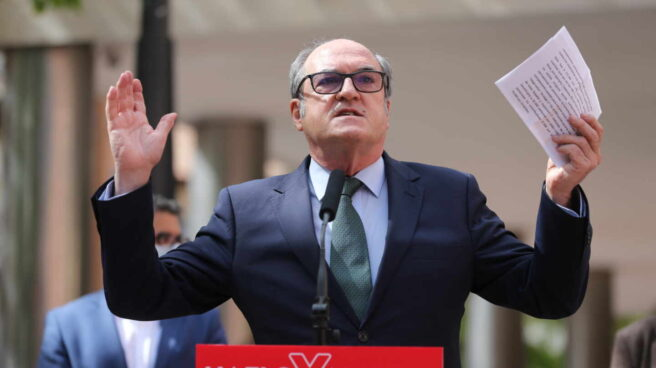Ángel Gabilondo, en Alcobendas.
