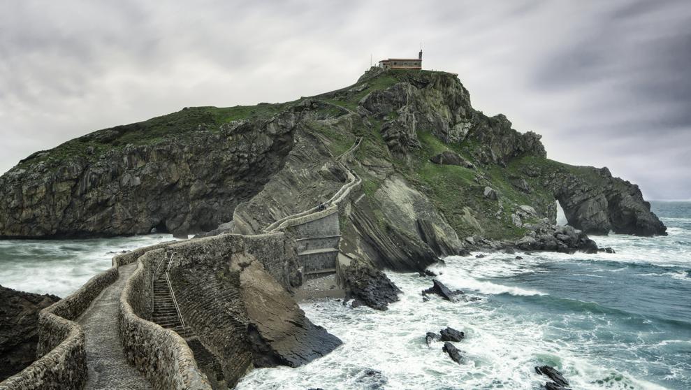 San juan de Gaztelugatxe (Vizcaya)
