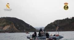 Destruyen un proyectil de la Guerra Civil en la sierra de Mallorca