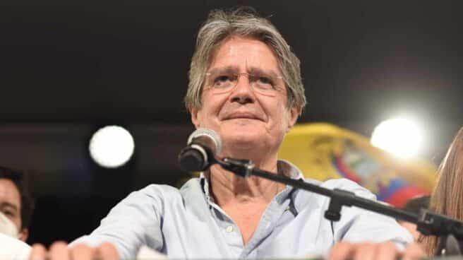 Guillermo Lasso, vencedor de las elecciones presidenciales en Ecuador