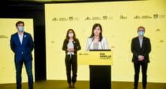 ERC presiona a JxCat para cerrar la investidura antes del 1 de mayo