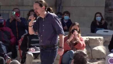 """Iglesias: """"No defendemos la violencia, pero tenemos orgullo"""""""