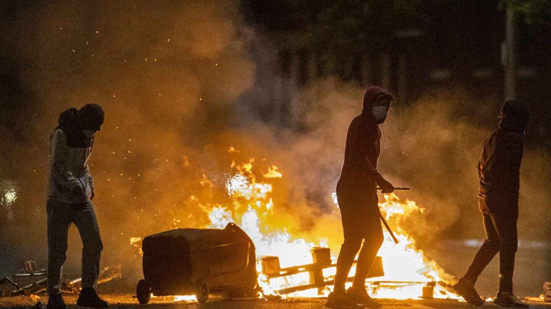 Brexit, virus y las cicatrices del conflicto, un cóctel explosivo en Irlanda del Norte