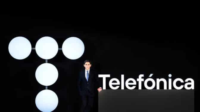 Telefónica dispara un 118% sus beneficios y espera reducir 9.000 millones su deuda