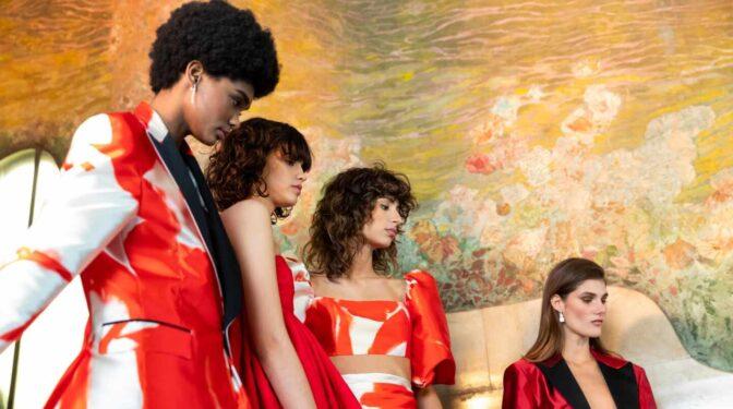 'Desviste tu mente': la 080 Barcelona Fashion rompe las reglas