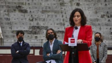 Iglesias propone retirar las ayudas a la tauromaquia mientras Ayuso promoverá 18 festejos