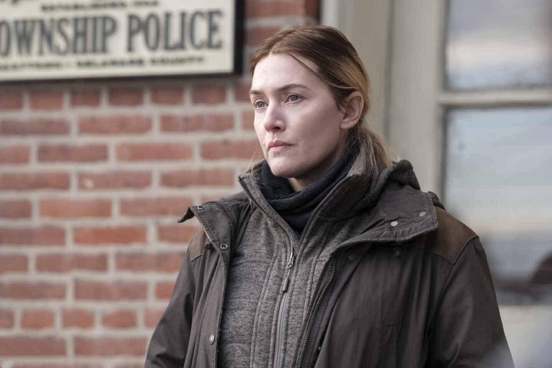 Kate Winslet en un fotograma de la serie nueva de HBO Mare of Easttown