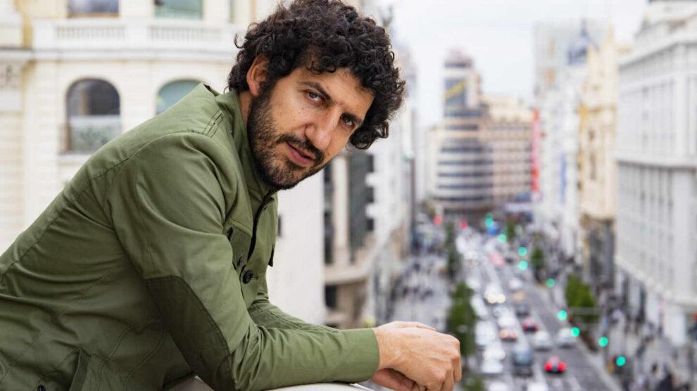 El cantautor Marwan posa para El Independiente