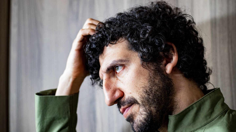 El cantautor Marwan Abu-Tahoun Recio posa para El Independiente