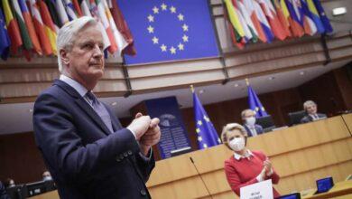 El Parlamento Europeo aprueba el acuerdo comercial con Reino Unido tras el Brexit