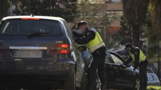 El Estado sólo recaudó 61.903 euros por infracciones en Madrid durante el primer estado de alarma