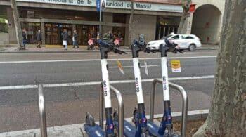 Los patinetes israelíes GoTo desembarcan en Madrid sin permiso del Ayuntamiento