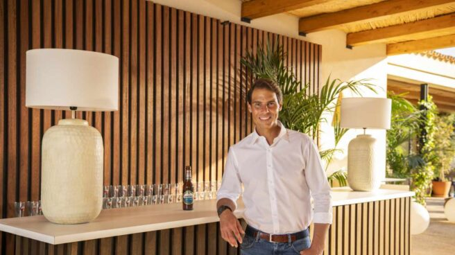 Rafa Nadal, nuevo embajador de la cerveza Amstel Oro 0,0