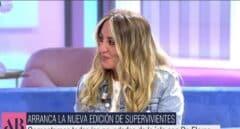 Rocío Flores, al borde de las lágrimas en su estreno en 'El programa de Ana Rosa'