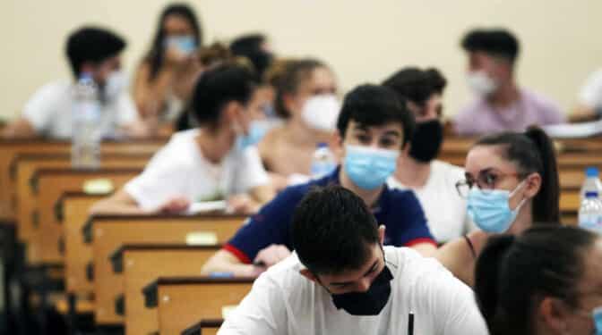 El TSJ de Cataluña ordena que los exámenes de Selectividad se ofrezcan también en castellano