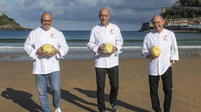 Estos son los cocineros premiados con los Soles Repsol 2021