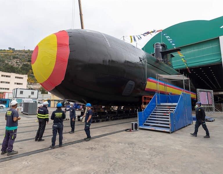 """Habla el comandante del nuevo submarino español: """"Ahora seremos capaces de lanzar misiles"""""""