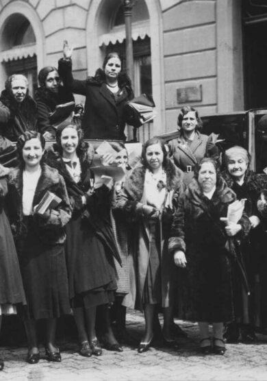 Noventa años de la Segunda República Española, las mejores imágenes
