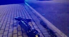 Muere un joven en patinete al ser arrollado al cruzar un paso de cebra