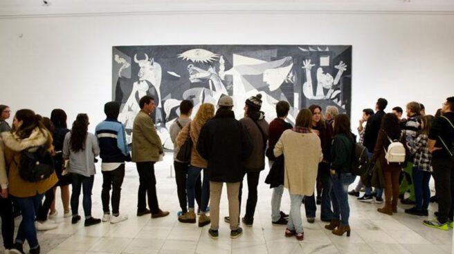 Guernica en Museo Reina Sofía