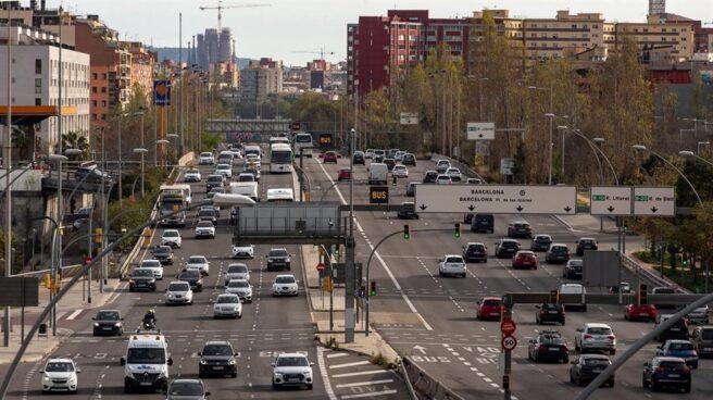 Tráfico Barcelona