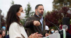 """Abascal carga en Vicálvaro contra """"los limpiapiscinas y lamebotas de Pablo Iglesias"""""""