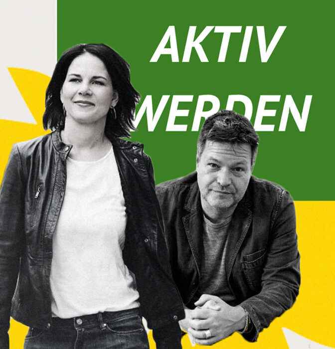 Los Verdes, el partido revelación que aspira a desbancar a los herederos de Merkel