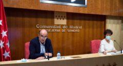 Coronavirus en Madrid: bajan los contagios, los hospitalizados y las UCI