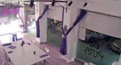 """Atacan con material explosivo la sede de Podemos en Cartagena: """"Es un atentado terrorista"""""""