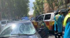 Atropellado de gravedad un peatón en el centro de Madrid