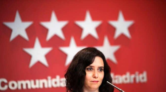 Ayuso es la candidata mejor valorada entre los votantes de Vox y Cs, según una encuesta de 'ABC'