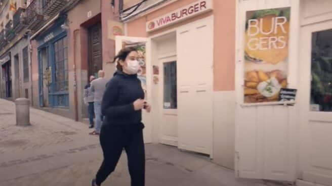 Vídeo de campaña para las elecciones del 4M de Isabel Díaz Ayuso.