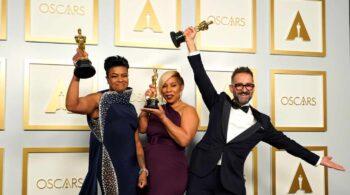 El español Sergio López-Rivera gana el Oscar al mejor maquillaje