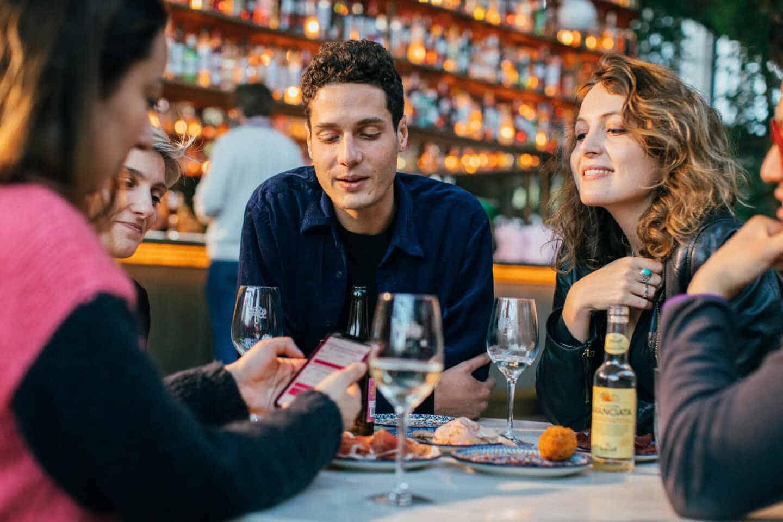 Pagar con código QR en restaurantes como Bel Mondo