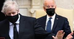 Boris Johnson, a la carrera con Biden por liderar la lucha contra el cambio climático