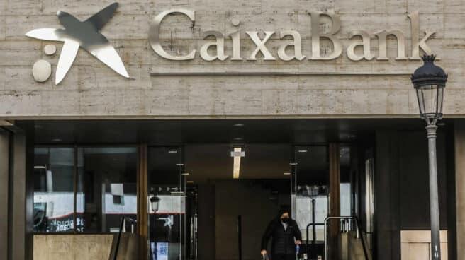 La antigua sede de Bankia en Valencia.