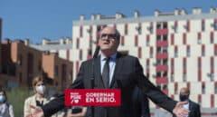 "Gabilondo acusa a Ayuso de ""apropiarse de la libertad"" e insta a votar ""masivamente"""