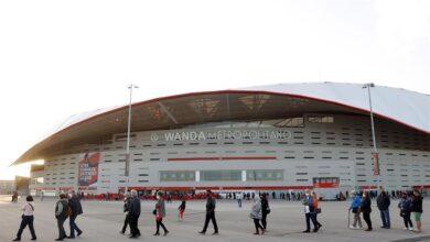 La vacunación del Wanda Metropolitano de este domingo pasará al Wizink Center por el Atleti - Osasuna
