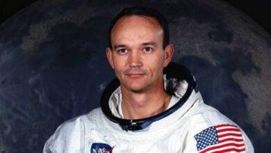 Muere Michael Collins, el 'astronauta olvidado' del primer viaje a la Luna