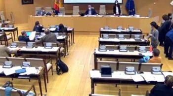 El positivo de un diputado de ERC provoca el aislamiento de todo el grupo parlamentario