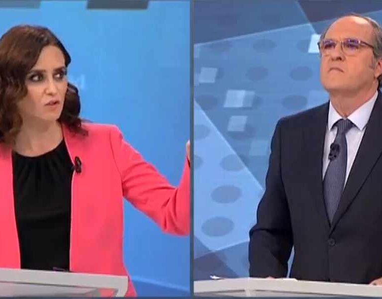 LaSexta y RTVE emitirán en directo mañana el debate electoral de Telemadrid